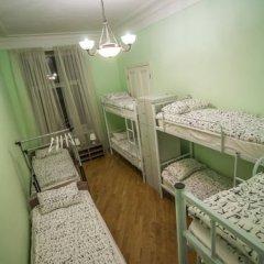 My Hostel on Arbat Кровать в общем номере с двухъярусной кроватью фото 18