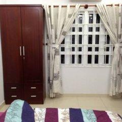 Отель Goconnect Homestay Улучшенный номер с различными типами кроватей фото 2