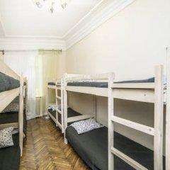 Отель Меблированные комнаты Баинай на Охотном Ряду Кровать в женском общем номере фото 2