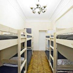 Отель Меблированные комнаты Баинай на Охотном Ряду Кровать в женском общем номере фото 3