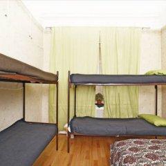 Отель Меблированные комнаты Баинай на Охотном Ряду Кровать в общем номере фото 11
