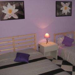Отель PurpleHouse Стандартный номер разные типы кроватей