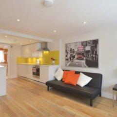 Отель West End Living 4* Студия с различными типами кроватей фото 2