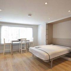 Отель West End Living 4* Студия с различными типами кроватей фото 7