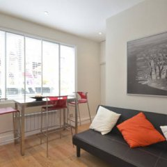 Отель West End Living 4* Апартаменты с различными типами кроватей фото 10