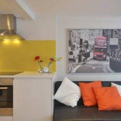 Отель West End Living 4* Студия с различными типами кроватей фото 5