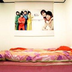 Отель Ewha DH Guesthouse Стандартный номер с различными типами кроватей фото 8