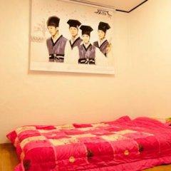 Отель Ewha DH Guesthouse Стандартный номер с различными типами кроватей фото 6