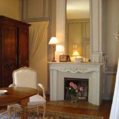 Отель Château De Beaulieu 3* Стандартный номер фото 9