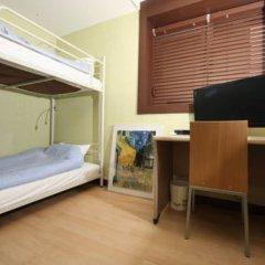Somi Guest House - Hostel Кровать в общем номере с двухъярусной кроватью фото 4