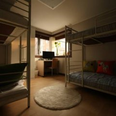 Somi Guest House - Hostel Кровать в общем номере с двухъярусной кроватью фото 2