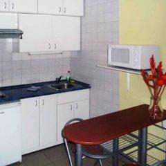 Victor Apartment Hotel 3* Студия с различными типами кроватей фото 6