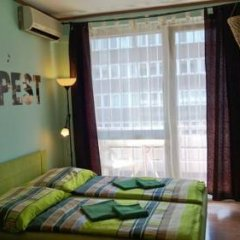 Victor Apartment Hotel 3* Студия с различными типами кроватей фото 3