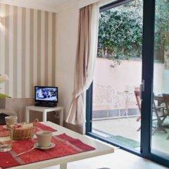 Апартаменты Parioli apartments-Villa Borghese area 3* Апартаменты разные типы кроватей фото 14