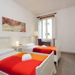 Апартаменты Parioli apartments-Villa Borghese area 3* Апартаменты 2 отдельные кровати фото 10