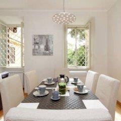 Апартаменты Parioli apartments-Villa Borghese area 3* Апартаменты 2 отдельные кровати фото 13