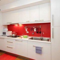 Апартаменты Parioli apartments-Villa Borghese area 3* Апартаменты разные типы кроватей фото 35