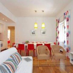 Апартаменты Parioli apartments-Villa Borghese area 3* Апартаменты разные типы кроватей фото 37