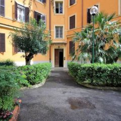 Апартаменты Parioli apartments-Villa Borghese area 3* Апартаменты 2 отдельные кровати фото 14