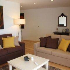 Отель Quinta de Fiães Апартаменты с различными типами кроватей фото 11