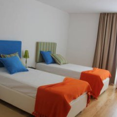 Отель Quinta de Fiães Апартаменты с различными типами кроватей фото 13