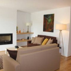Отель Quinta de Fiães Апартаменты с различными типами кроватей
