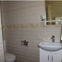 Гостиница Оазис в Лесу Стандартный номер с различными типами кроватей фото 5