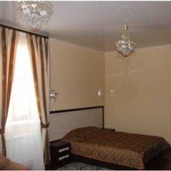 Гостиница Оазис в Лесу Стандартный семейный номер с различными типами кроватей