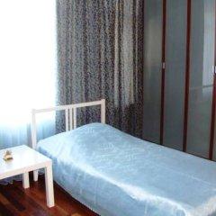 Mini Hotel Abrikol Номер с общей ванной комнатой с различными типами кроватей (общая ванная комната) фото 3