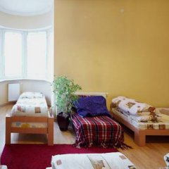 Grand Hostel Lviv Кровать в общем номере двухъярусные кровати фото 6