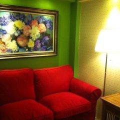 Отель Indeco Bangkok Bed & Breakfast Стандартный номер разные типы кроватей фото 4