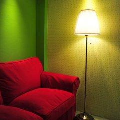 Отель Indeco Bangkok Bed & Breakfast Стандартный номер разные типы кроватей фото 2