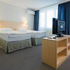Гостиница Атлантика (бывш. Оптима) 3* Стандартный номер с 2 отдельными кроватями фото 5