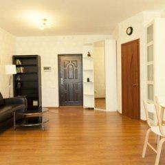 Апартаменты Квартиркино 2 Студия разные типы кроватей фото 16