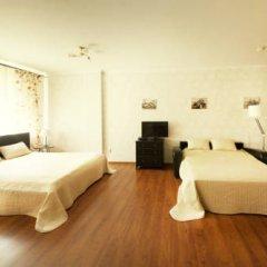 Апартаменты Квартиркино 2 Студия разные типы кроватей фото 15