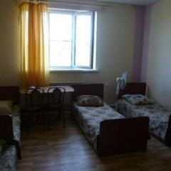 Гостиница Na Rublevke Minihotel Кровать в общем номере с двухъярусной кроватью