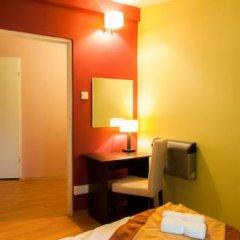 Chłodna29 Hostel Стандартный номер с 2 отдельными кроватями (общая ванная комната) фото 3