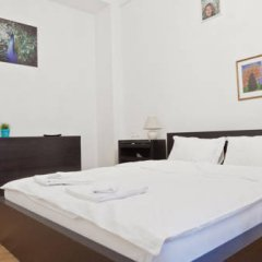 Апартаменты Apartments Vysotka Barrikadnaya Апартаменты с разными типами кроватей фото 28