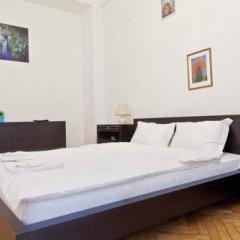 Апартаменты Apartments Vysotka Barrikadnaya Апартаменты с разными типами кроватей фото 11