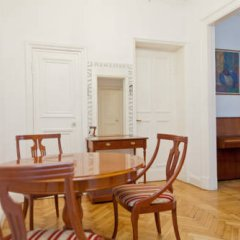 Апартаменты Apartments Vysotka Barrikadnaya Апартаменты с разными типами кроватей фото 10