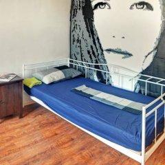 Typography Hostel Номер Эконом с разными типами кроватей