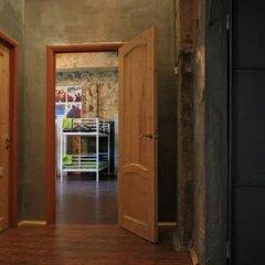 Typography Hostel Кровать в общем номере с двухъярусными кроватями фото 2