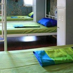 Typography Hostel Кровать в общем номере с двухъярусными кроватями фото 14
