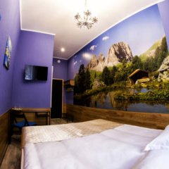 Апартаменты Apartment Avangard Стандартный номер с различными типами кроватей фото 8