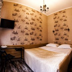 Апартаменты Apartment Avangard Стандартный номер с различными типами кроватей фото 7