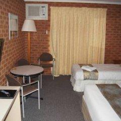 Отель Central Yarrawonga Motor Inn 3* Стандартный номер с 2 отдельными кроватями фото 3