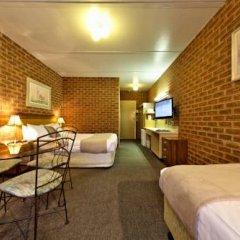 Отель Central Yarrawonga Motor Inn 3* Стандартный номер с 2 отдельными кроватями