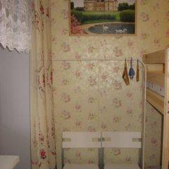 Hostel Puzzle Кровать в общем номере с двухъярусной кроватью фото 9