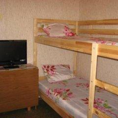 Hostel Puzzle Кровать в общем номере с двухъярусной кроватью фото 2
