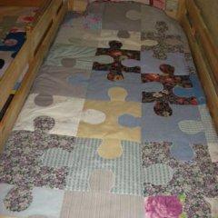 Hostel Puzzle Кровать в общем номере с двухъярусной кроватью фото 6